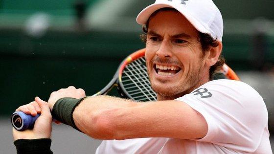 Murray dominou sempre o seu adversário