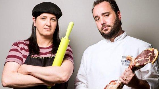 Sete meses depois de ter defendido as cores lusitanas frente ao México, Luís Rodrigues volta a defrontar, em quatro rounds/oito pratos, uma cozinheira de outro país: a italiana Chiara Ferro da Osteria.
