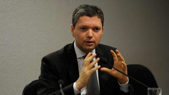 O ministro da Transparência, Fabiano Silveira, pediu a demissão na segunda-feira