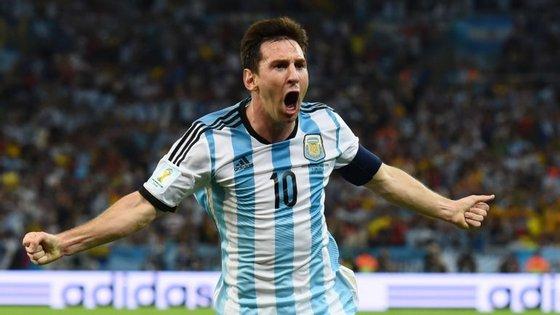 A FIFA pode excluir a Argentina da Copa América Centenário