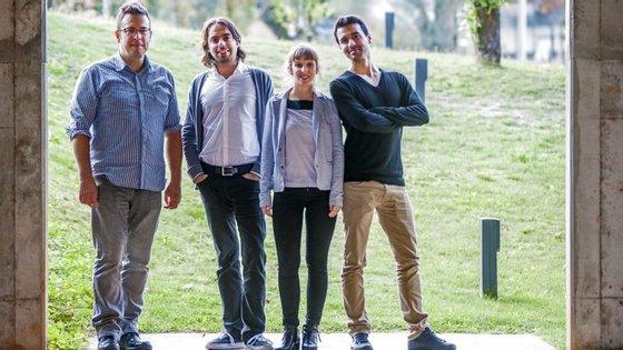 Liliana Marques cofundou a Coolfarm com Eduardo Esteves, João Igor e Gonçalo Cabrita