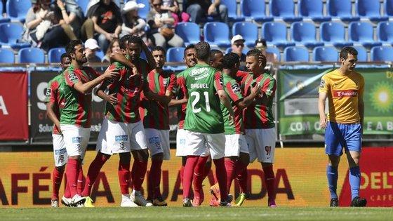 Na época 2015/16, o Marítimo terminou o campeonato na 13.ª posição