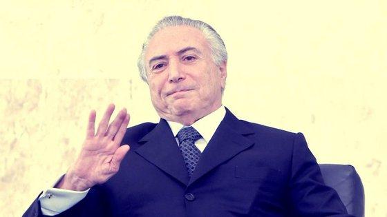 Michel Temer defendeu-se das críticas de que reduziria ou eliminaria programas sociais dos governos de Lula da Silva e Dilma Rousseff