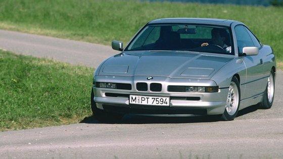 O Série 8 foi um sucesso de vendas na década de 80 e um dos modelos mais aclamados da marca de Munique