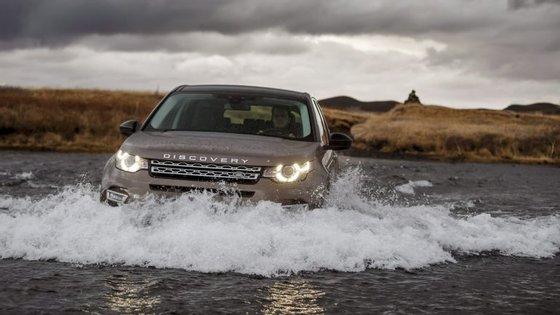 O Discovery Sport foi o modelo mais procurado da Land Rover, com um total de 10.075 unidades vendidas em Maio