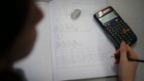 O exame de Matemática é um dos mais importantes do secundário e pode ser um passaporte para o ensino superior