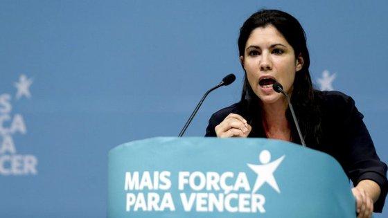 """Mariana Mortágua diz que a posição do Bloco de Esquerda é """"a que está na lei"""""""