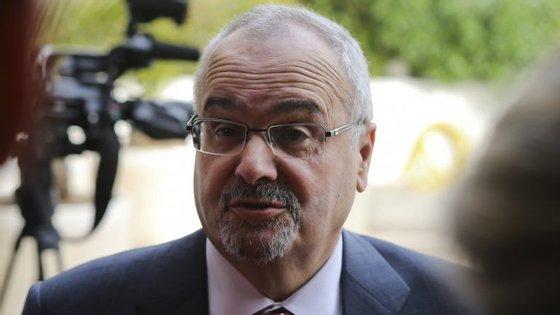 João Vieira Lopes, presidente da Confederação do Comércio e Serviços de Portugal (CCP)