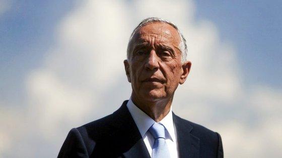"""O Presidente da República disse que """"em termos orçamentais há uma posição já assumida no quadro do Governo"""""""