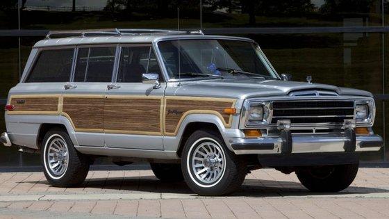 """A futura geração do Cherokee e Grand Cherokee deverá ter no Wagoneer e no Grand Wagoneer as suas versões """"premium"""""""