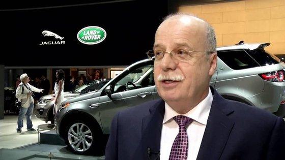 """Wolfgang Epple defende que os automóveis do futuro deverão ter """"consciência total e capacidade de resposta a tudo o que acontece à sua volta"""""""