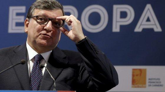 """Barroso aceitou o cargo porque """"o banco deu garantias de que queria reforçar a sua transparência e responsabilidade"""""""