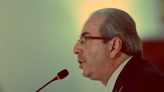 Eduardo Cunha vai ser substituído esta quarta-feira na presidência da Câmara dos Deputados do Brasil