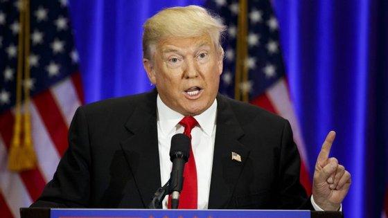 Donald Trump anunciou que pretende ter na vice-presidência um nome que esteja familiarizado com o sistema e os mecanismos do Congresso norte-americano