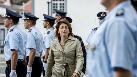 """Armando Ferreira afirmou ser importante """"desbloquear rapidamente"""" o concurso para a admissão de novos polícias"""