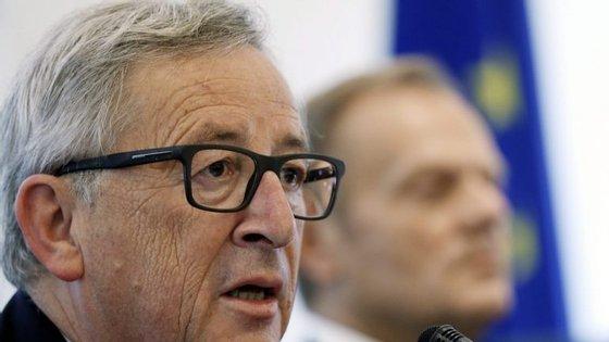 Na entrevista Juncker e Martin Shculz discutiram também o Brexit e a sua relação