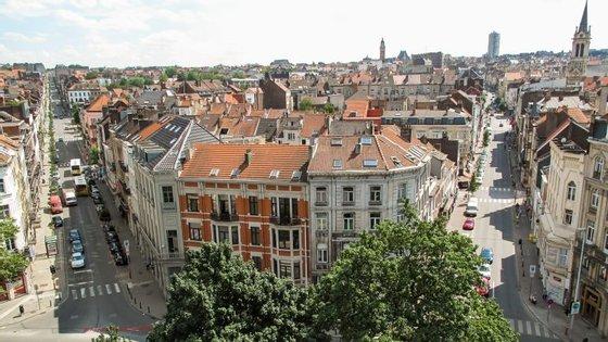 Na comuna de Saint-Gilles, em Bruxelas, habitam portugueses e luso-descendentes