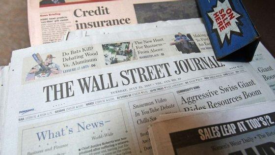 """O The Wall Street Journal acredita que """"apoiar em vez de a punir seria um bom começo"""" para melhorar a economia da União Europeia"""