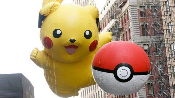 No Pokémon GO, é possível ter o Pikachu logo no início do jogo