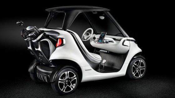 Para já, vão ser construídos apenas dois exemplares do novo Garia Mercedes-Benz Style Edition