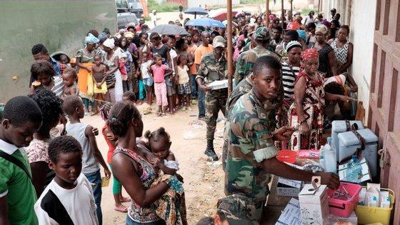 Até julho foram contabilizados 3.625 casos suspeitos de febre-amarela em Angola