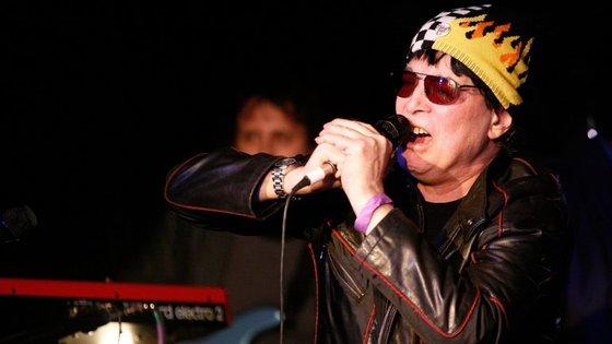 Alan Vega formou com Martin Rev a banda Suicide no início dos anos 1970.