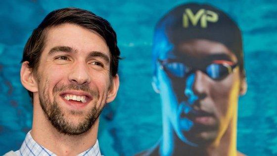Michael Phelps é o atleta mais medalhado da história olímpica