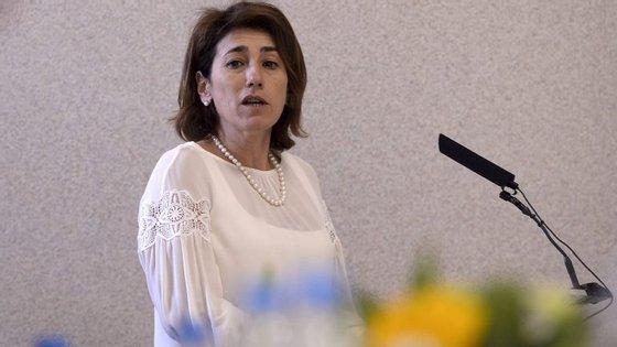 Constança Urbano, ministra da Administração Interna, anunciou que a UCAT vai passar a funcionar em permanência