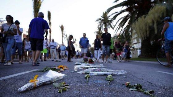 O ataque em Nice causou a morte de 84 pessoas