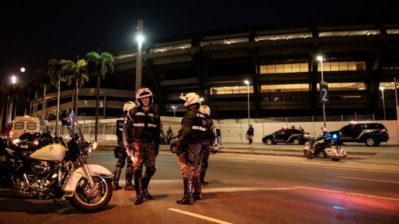 """De acordo com o ministro da Justiça brasileiro, Alexandre de Moraes, o grupo era uma """"célula absolutamente amadora"""""""