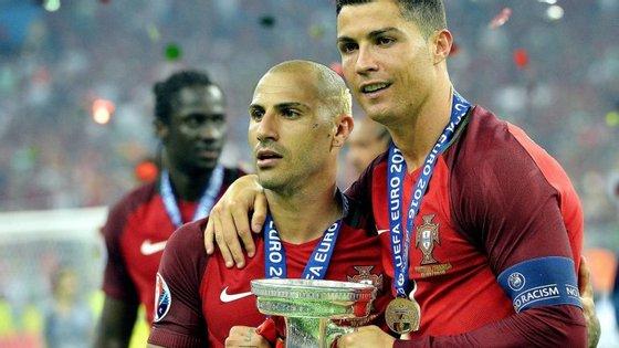 O novo Museu CR7 já contará com a medalha de ouro que Cristiano Ronaldo trouxe do Euro 2016