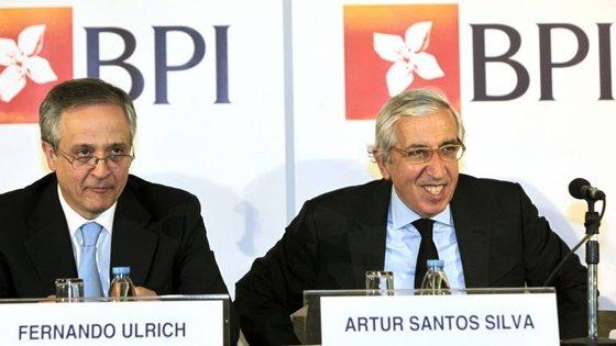 Fernando Ulrich e Artur Santos referem fuga de informação privilegiada por parte um de um accionista