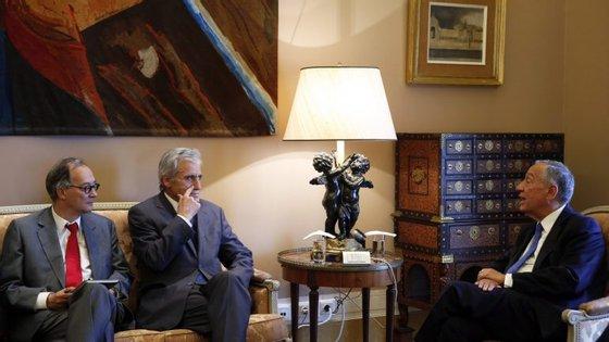 Desde que tomou posse, a 9 de março, Marcelo Rebelo de Sousa já chamou por duas vezes os partidos com assento parlamentar a Belém