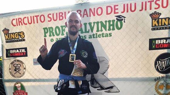 Jason Lee foi viver para o Brasil para melhorar a técnica no jiu-jitsu brasileiro