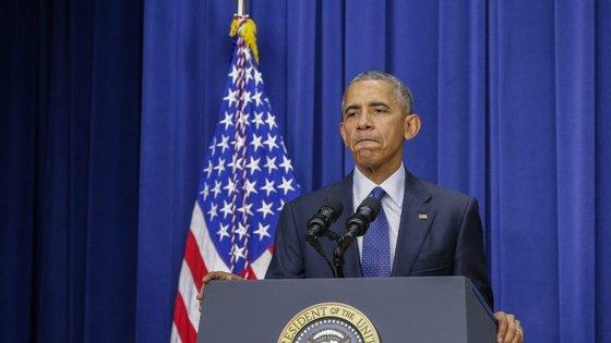 """""""Tudo é possível"""", disse Obama, em relação ao envolvimento da Rússia na tentativa de favorecer a vitória de Donald Trump"""