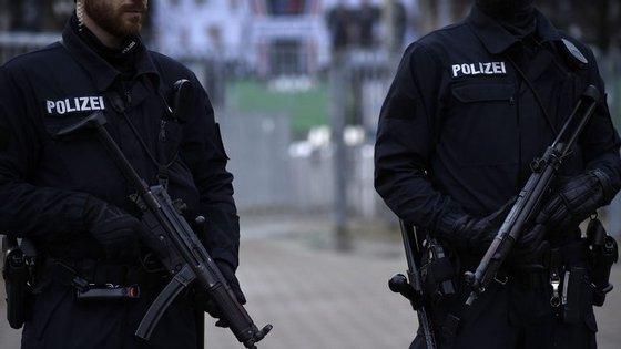 O jovem foi detido na cidade alemã de Ludwigsburg, perto de Estugarda