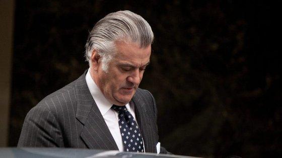 Luís Bárcenas foi um dos principais acusados do chamado caso Gürtel, que envolveu vários líderes do PP