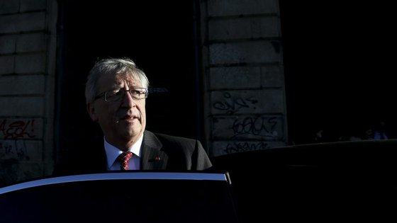 Jean-Claude Juncker: o presidente da Comissão Europeia foi decisivo no cancelamento das sanções a Portugal e a Espanha