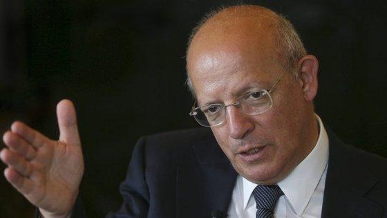 A promessa foi feita pelo ministro dos Negócios Estrangeiros, Augusto Santos Silva