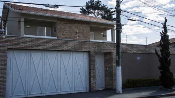 Casa de Aparecida Schunck, sogra de Bernie Ecclestone