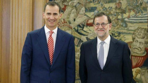 """Mariano Rajoy vai agora começar o iniciar as negociações """"durante um período razoável"""" com os restantes partidos"""