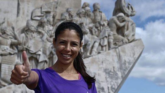 Maria da Conceição foi também a primeira mulher portuguesa a subir o Evereste e é detentora de três recordes mundiais de corrida