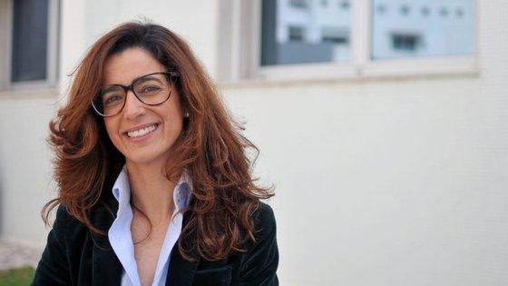 Marta Entradas, a investigadora do ISCTE-Instituto Universitário de Lisboa