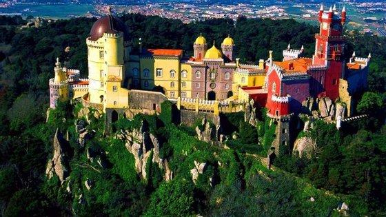 O número de visitantes aos Parques de Sintra aumentou 14% nos primeiros seis meses de 2016