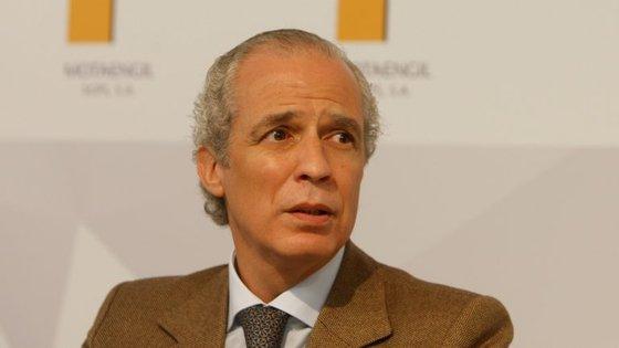 Gonçalo Moura Martins, presidente executivo da Mota-Engil