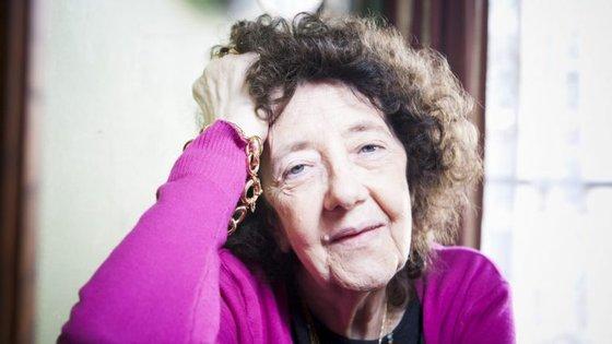 Maria Teresa Horta é poeta e ativista. Tem 79 anos
