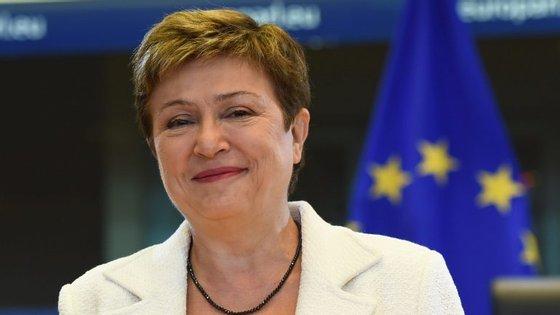 A vice-presidente da Comissão é uma das preferências da chanceler alemã, Angela Merkel