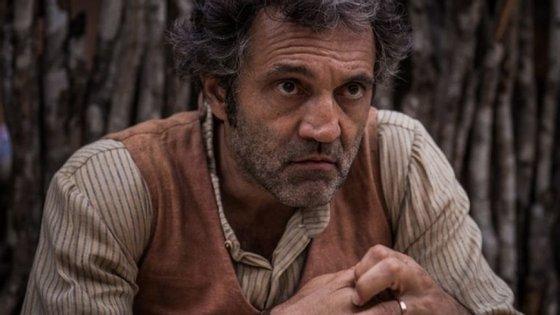 Domingos Montagner começou a carreira de ator no teatro e no circo