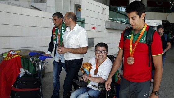 Portugal conquistou quatro medalhas de bronze e 25 diplomas