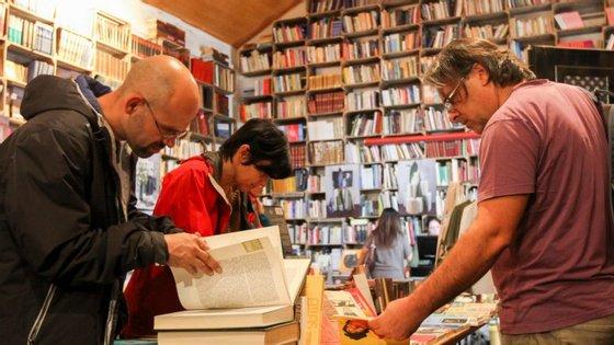 Esta é a segunda edição do Festival Literário Internacional de Óbidos